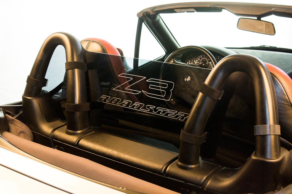 Z3 1998 2003 Wind Deflector For Convertible Car